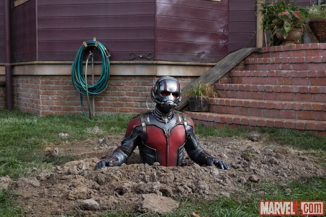 ANT-MAN Pictures 11