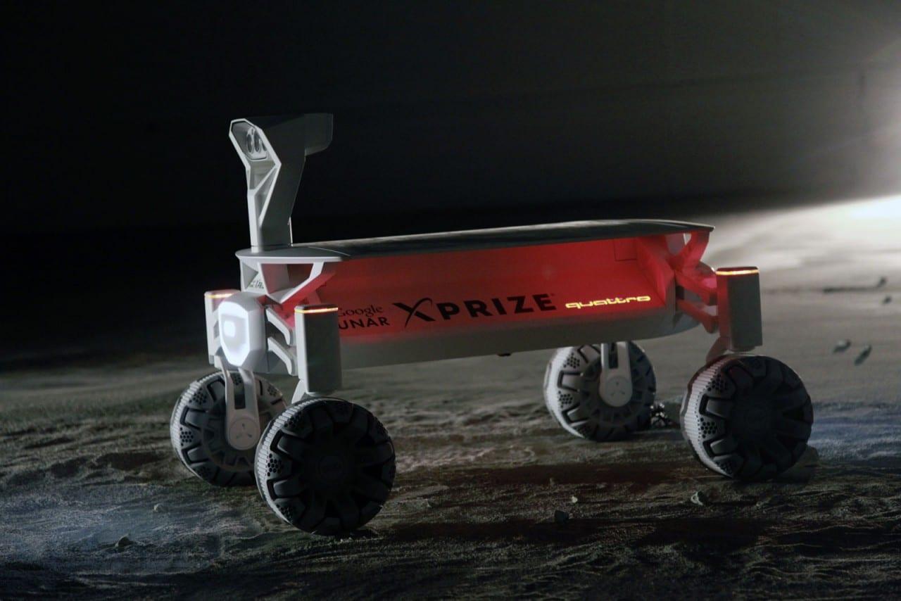 Audi lunar quattro Concept