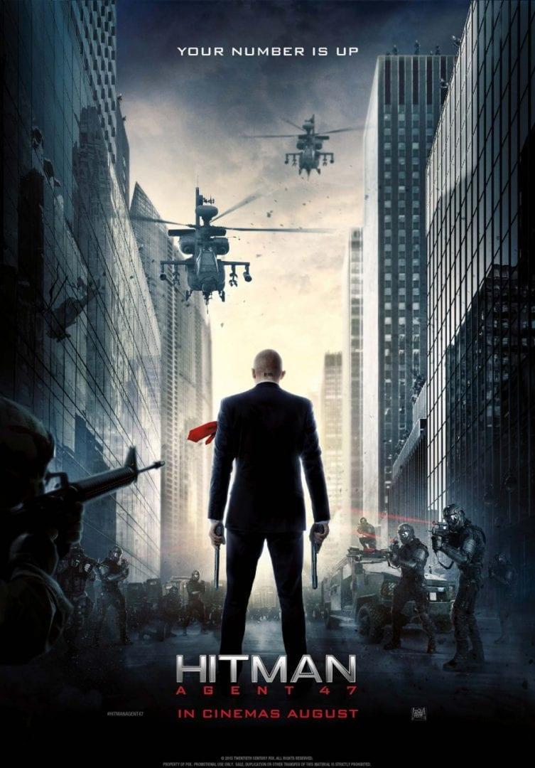 Hitman: Agent 47 Official Trailer #2