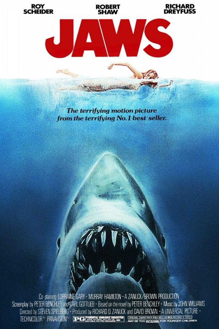 """Το """"Jaws"""" σε 3 Λεπτά – 40 Χρόνια μετά…"""