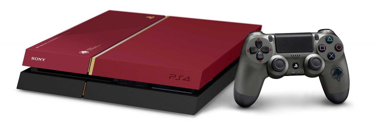 Συλλεκτικό Playstation 4 Bundle METAL GEAR SOLID V: THE PHANTOM PAIN!