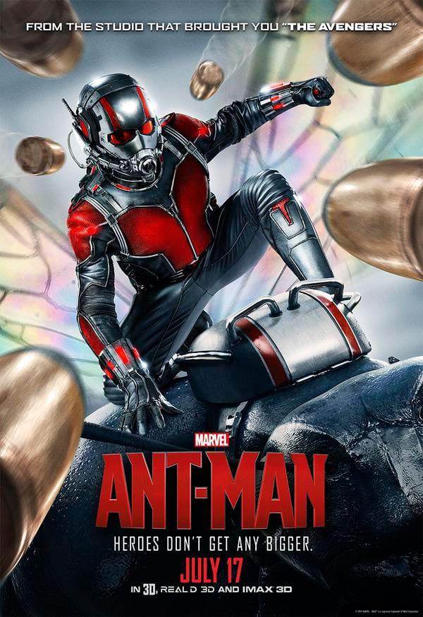 Νέες ANT-MAN εικόνες…