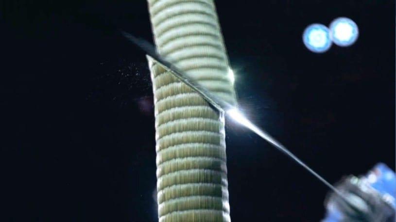YASKAWA BUSHIDO PROJECT –  industrial robot Vs sword master