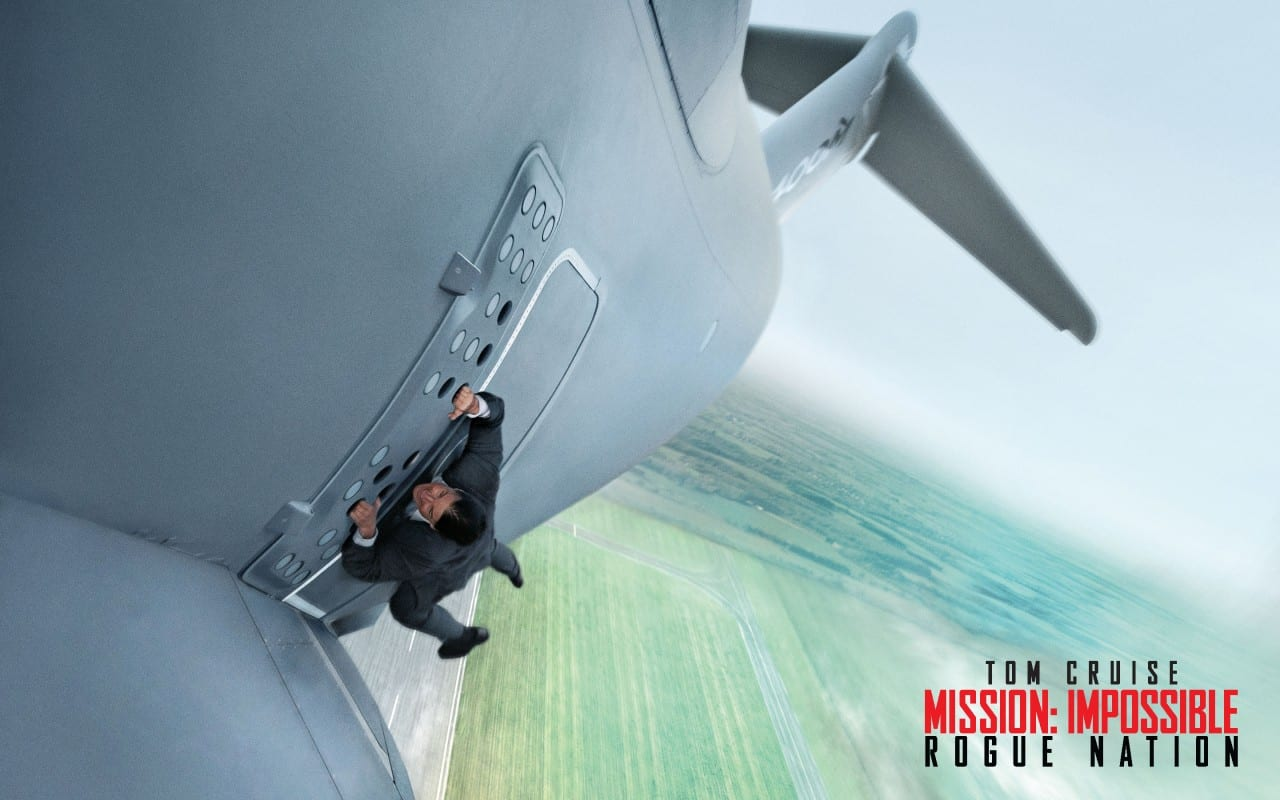 Mission: Impossible – Rogue Nation – Payoff Trailer