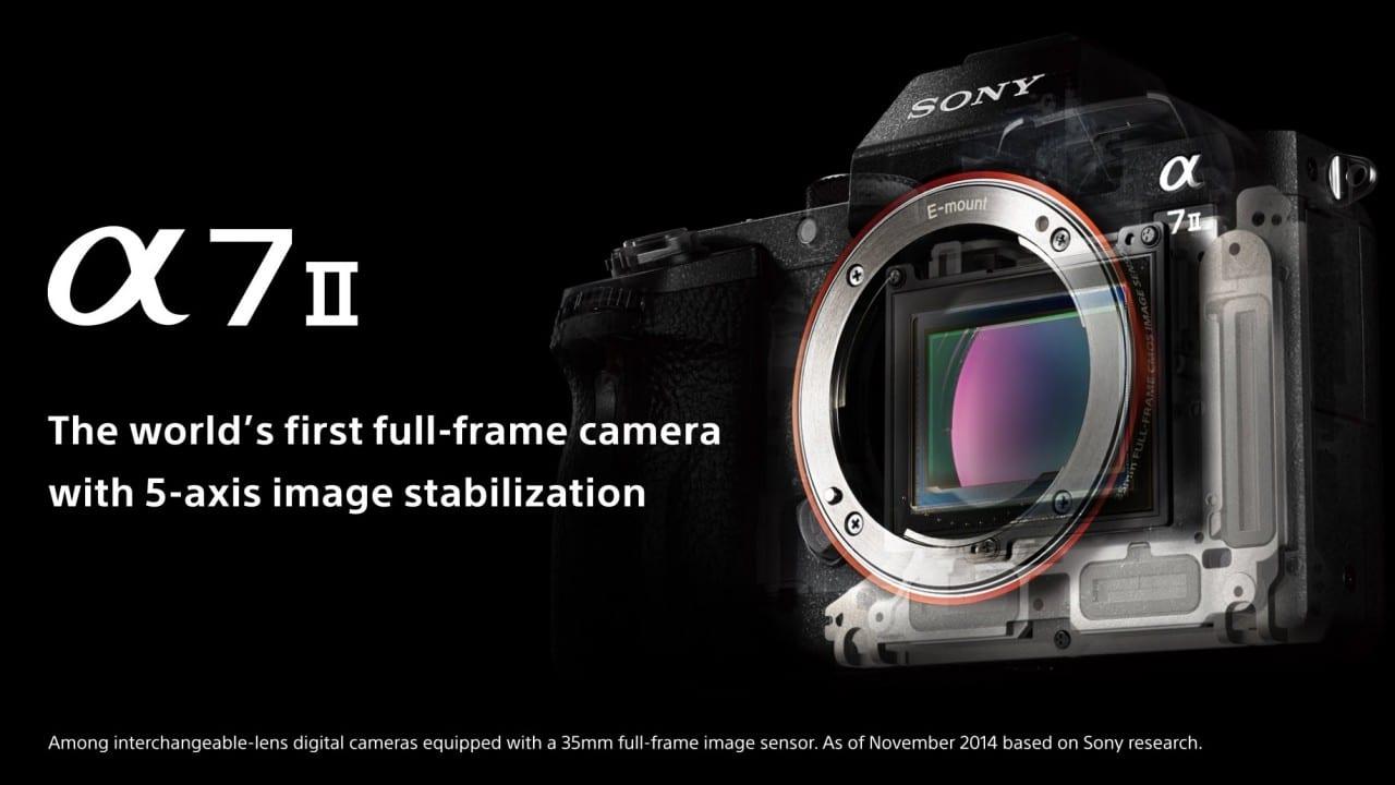 Sony a7 SteadyShot – εντυπωσιακό 'δώρο' για λήψεις…