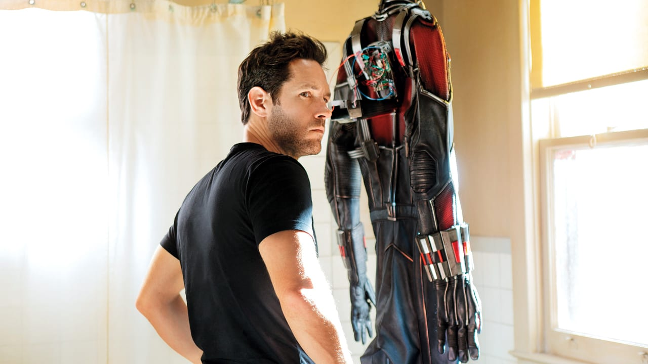 ANT-MAN Movie CLIP – Ant In Trouble