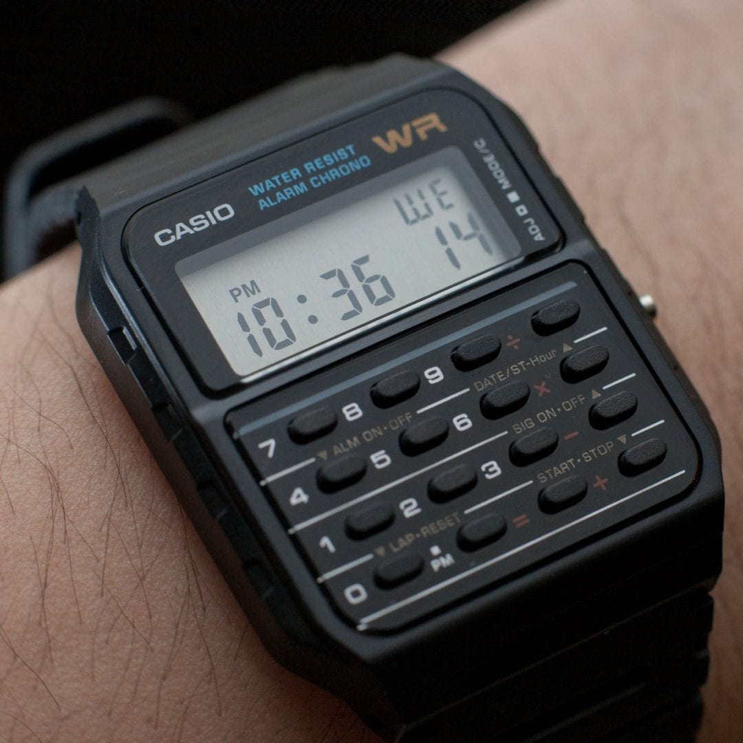 casio data bank instructions