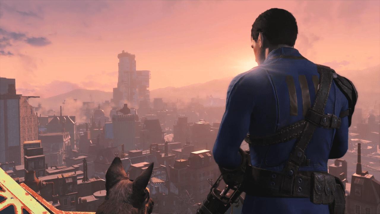 Fallout 4 E3 2015 Gameplay