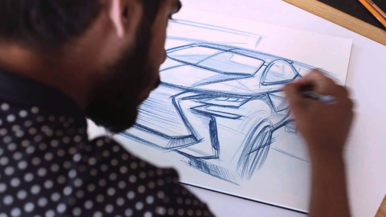 Πως σχεδιάζεις ένα αυτοκίνητο…