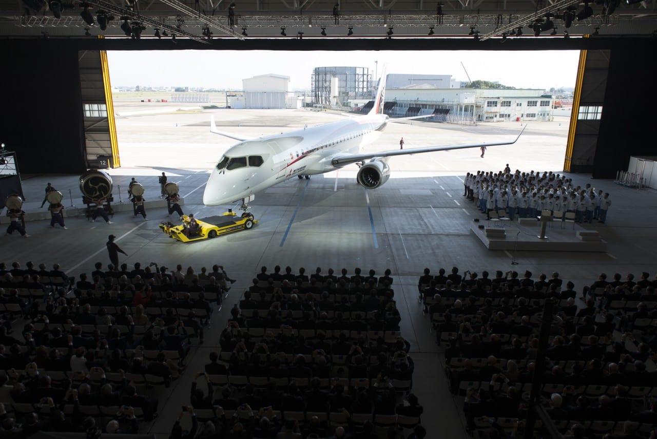 MRJ – Το επιβατικό αεροσκάφος Made in Japan…