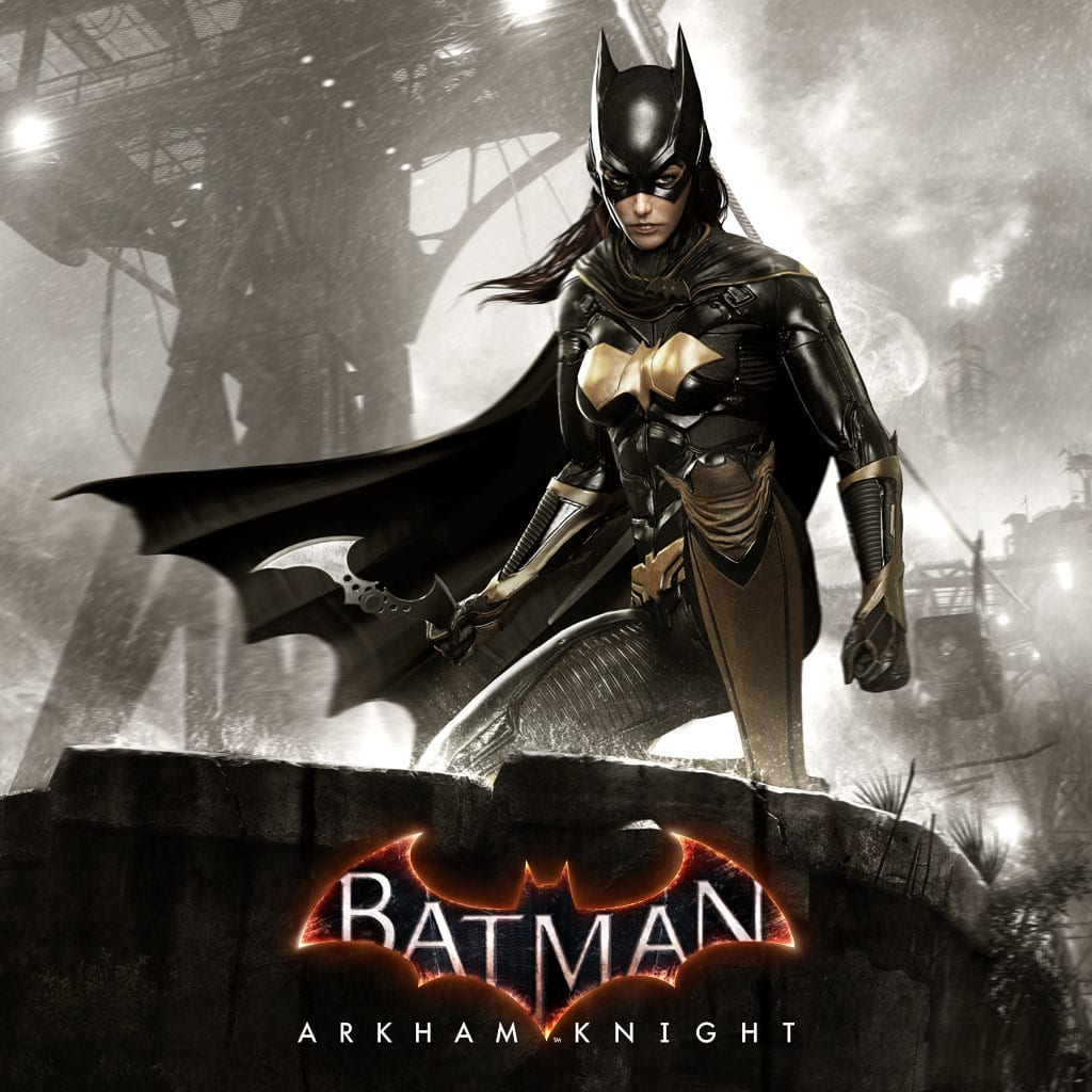 Batman: Arkham Knight Batgirl DLC Gameplay