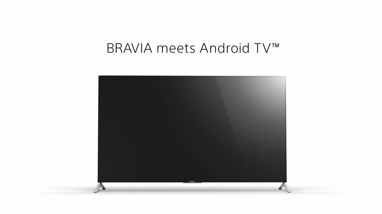Sony Android TV BRAVIA W80C - unboxing and setup