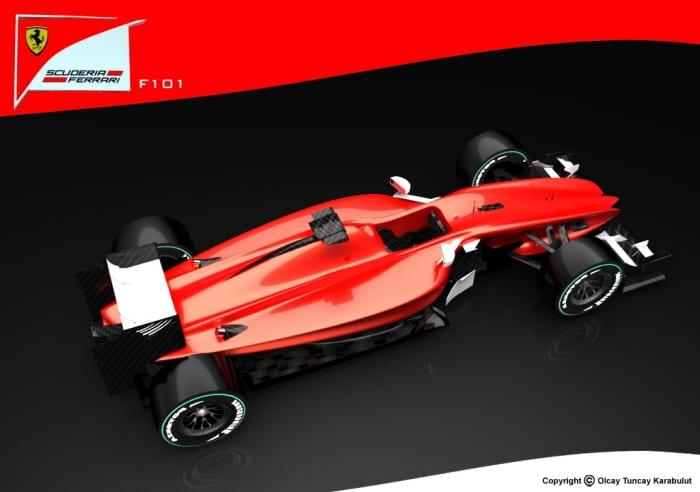 F101 Concept Car
