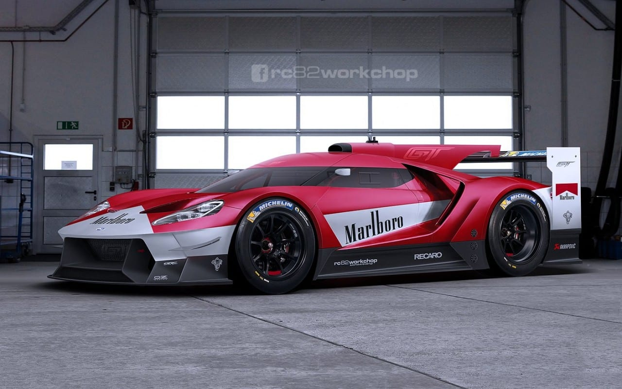 Ford GT LMP1