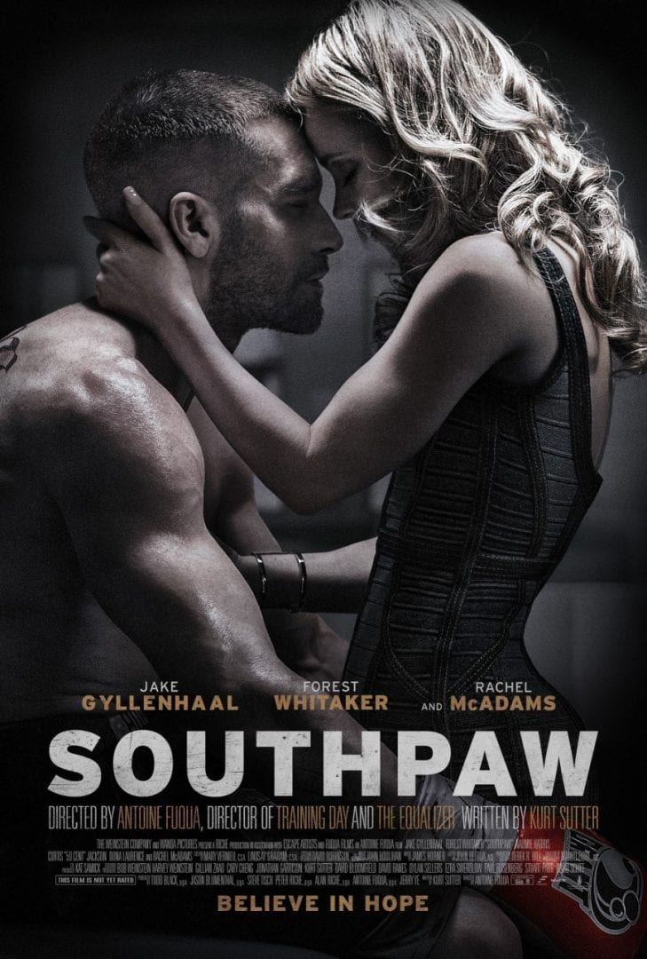 """Southpaw – """"Kings Never Die"""" Online Trailer"""