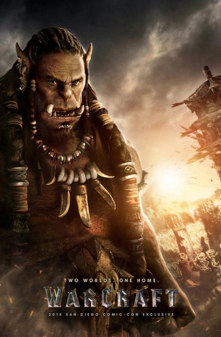 Πρώτα Warcraft Movie Posters