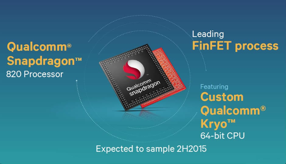 Snapdragon 820 SoC – την άλλη εβδομάδα η νέα ναυαρχίδα…