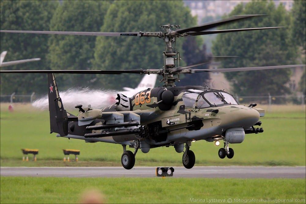 Ka 52 – Η πρώτη σε ξένη έκθεση για τον 'Αλιγάτορα'…