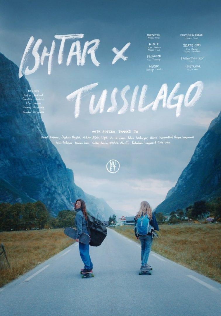 Downhill longboard στη Νορβηγία…