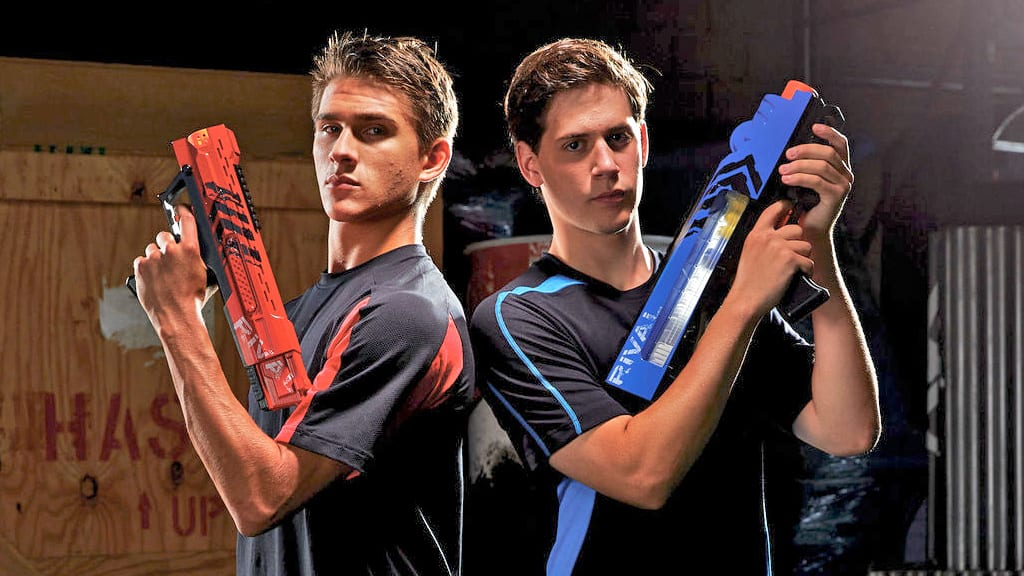 """NERF """"Rival"""""""