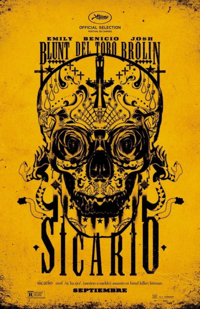 Sicario – 'Welcome to Juarez' Trailer