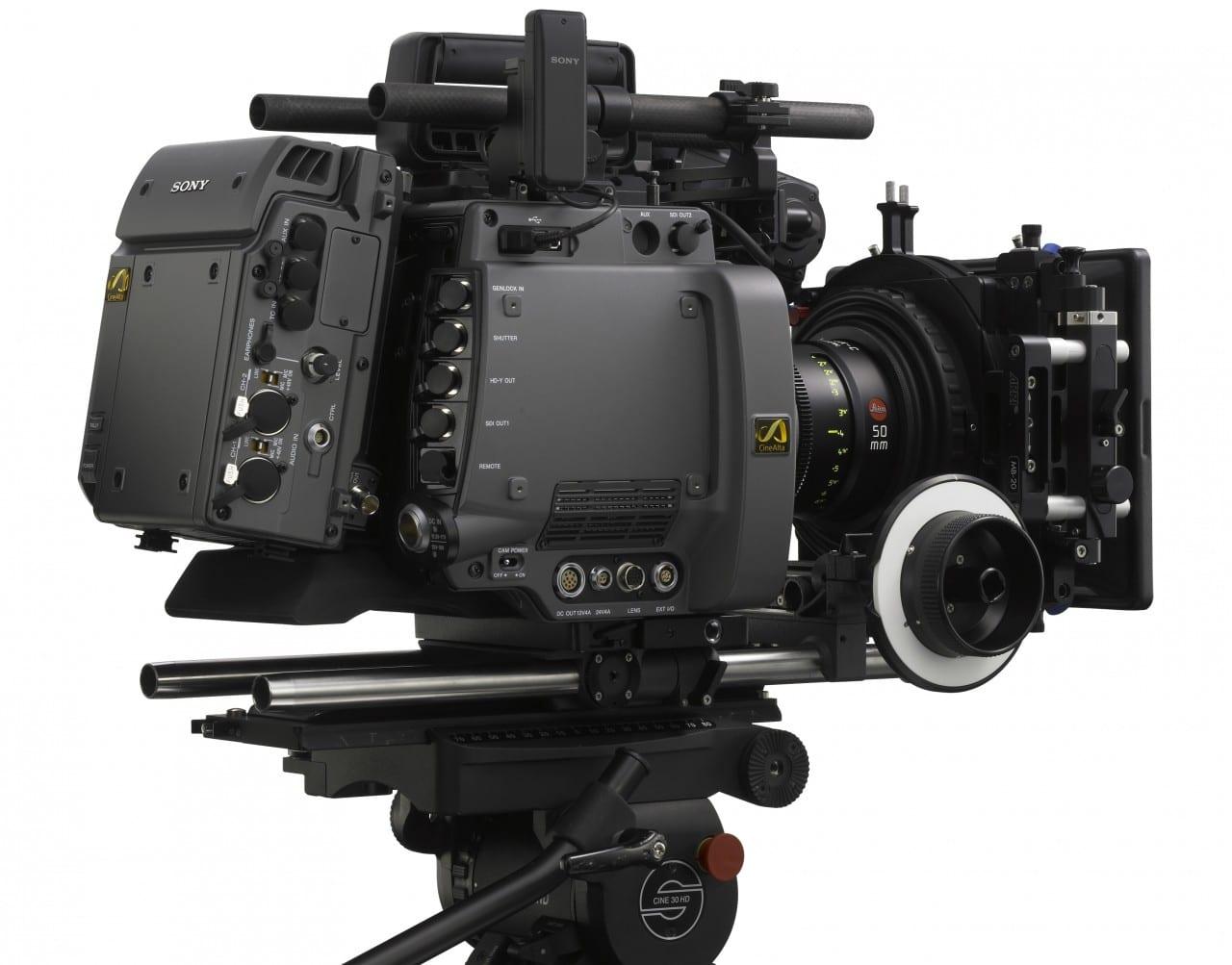 Ποιο 4Κ – μια 8K Cine Alta Sony στα σκαριά…