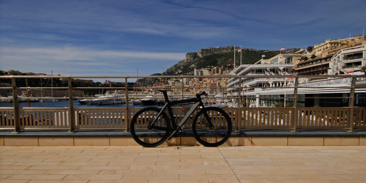 B-9 NH Black Edition Urban Stealth Single-Speed Bike