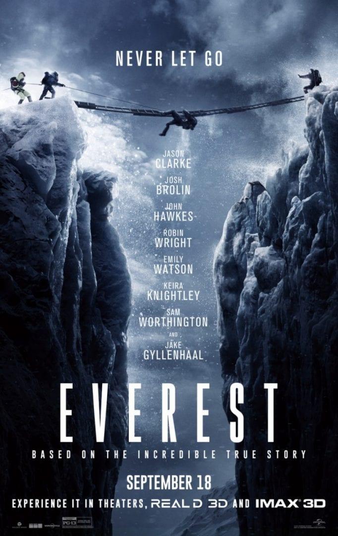 Everest – Official IMAX Trailer