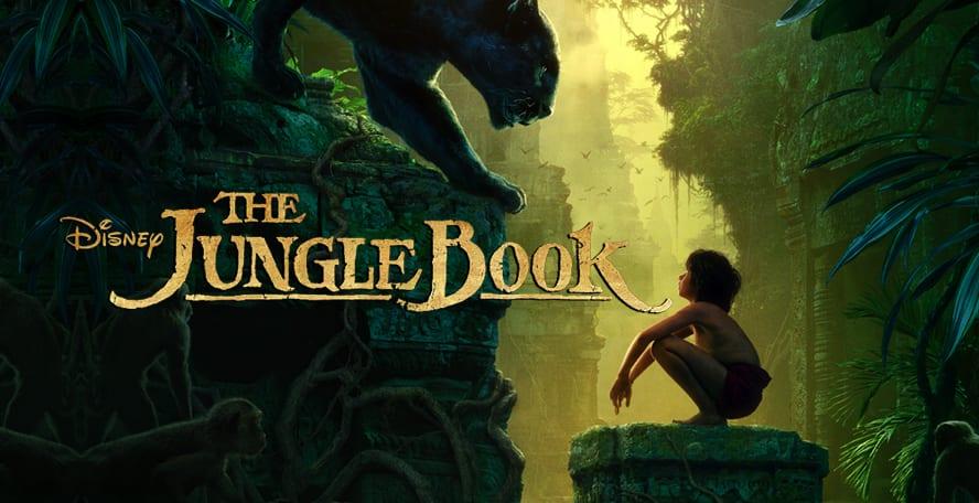 The Jungle Book Official Teaser Trailer #1