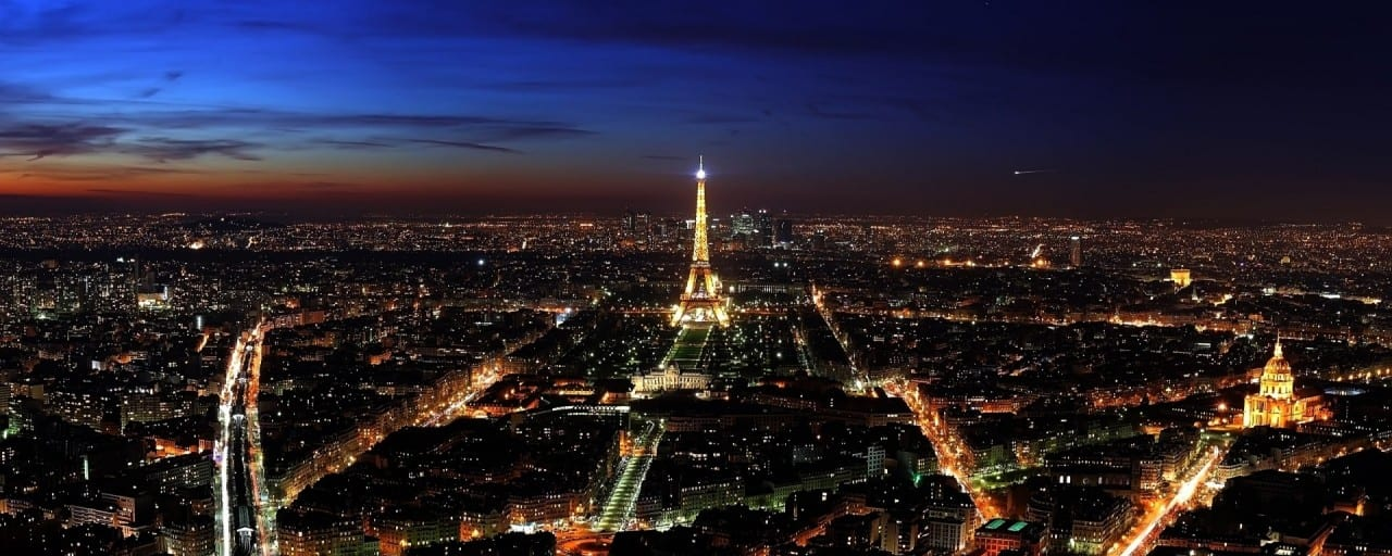 Μαγεία στο Παρίσι…
