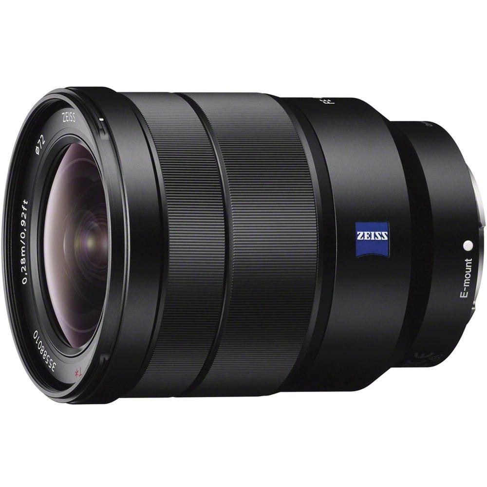 Sony 16-35mm Vario-Tessar T FE F4 ZA OSS