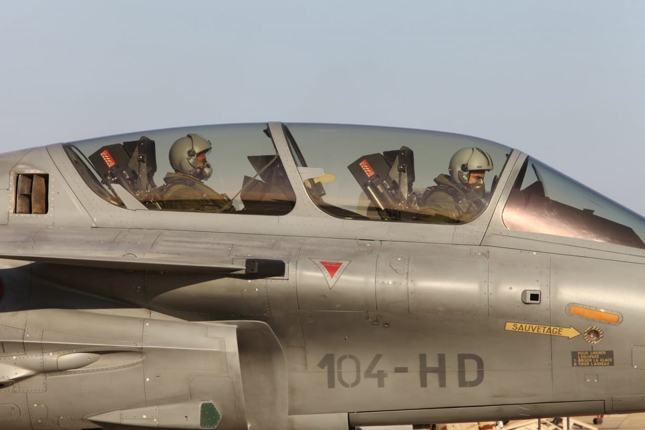 Dassault Rafale - Preflight