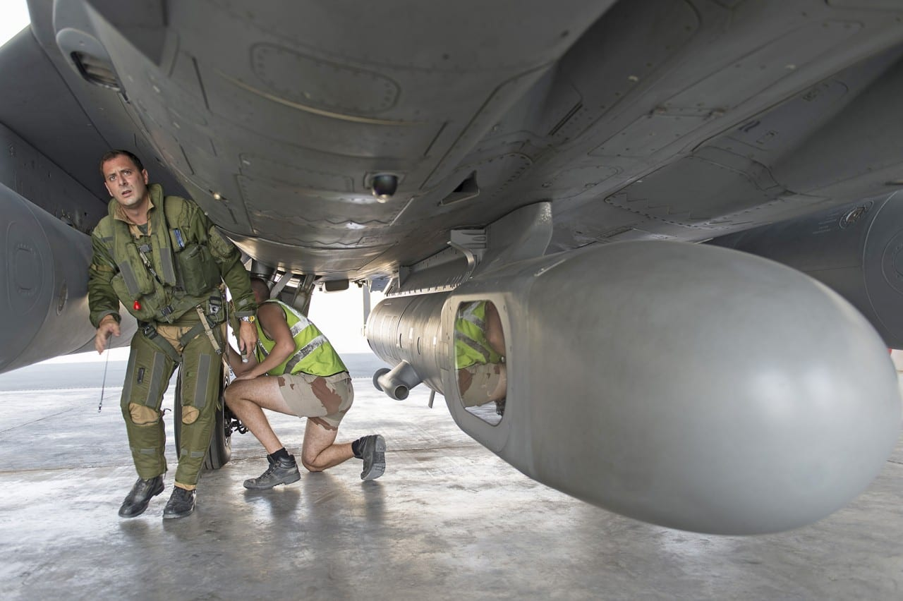 Dassault Rafale – Preflight-check και απογείωση…