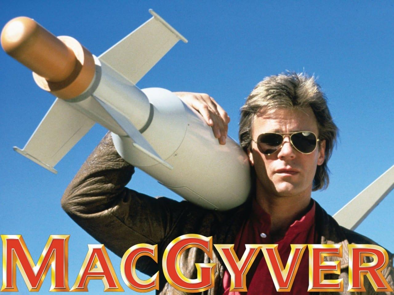 MacGyver – Η επιστροφή στην τηλεόραση!