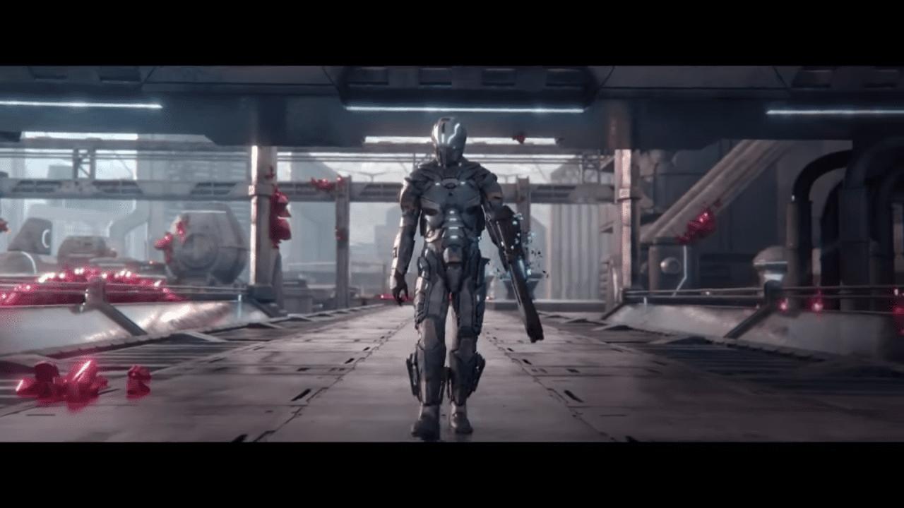 Matterfall – 2015 Paris Games Week Trailer για το PS4…