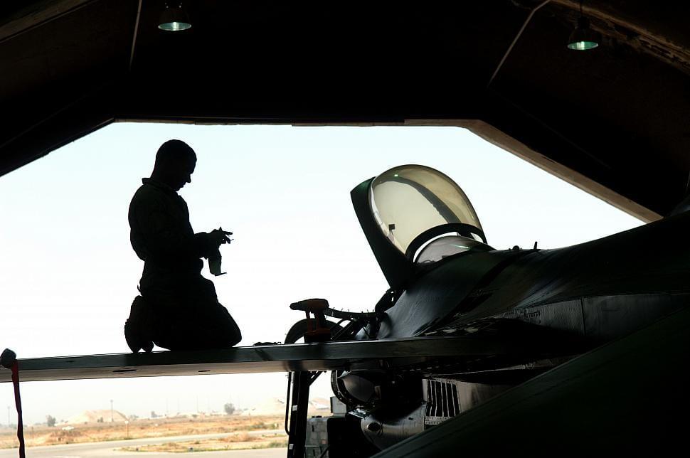 F-16 'Physical Exam' – ένα Γεράκι στο γιατρό…