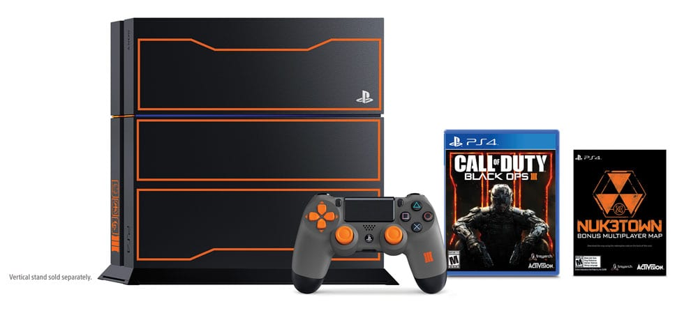The Call of Duty: Black Ops 3 Limited Edition PlayStation 4