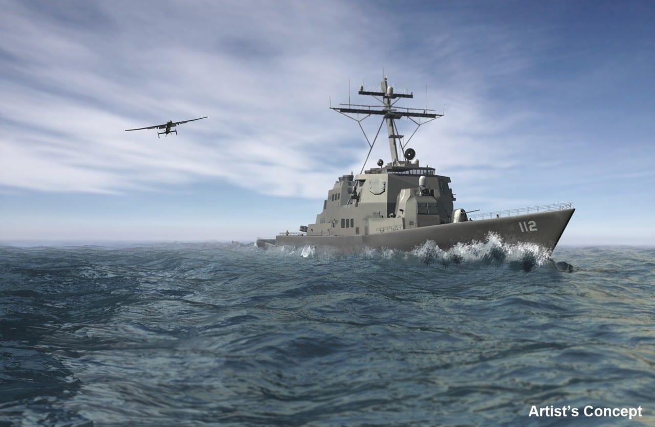 Από το Μέλλον – Tactically Exploited Reconnaissance Node (Tern) UAV