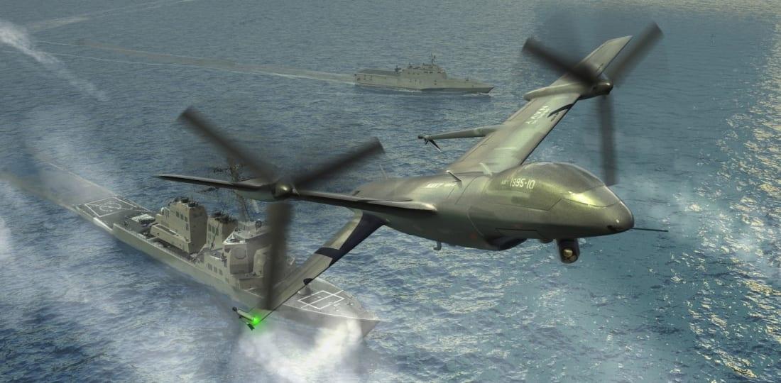 DARPA-Tern