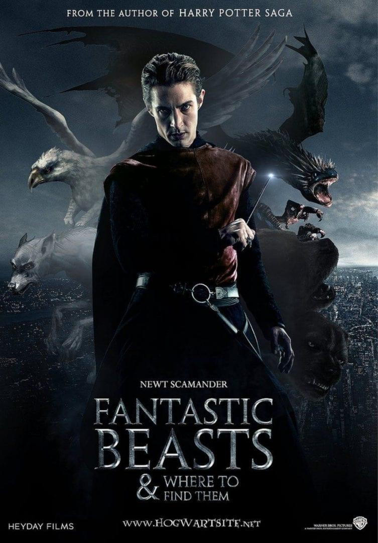 Fantastic Beasts and Where to Find Them – Announcement Trailer