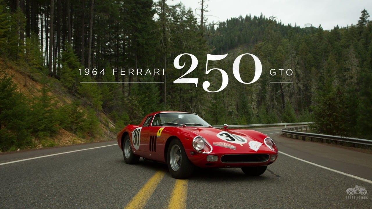 7 Minutes Of Pure Ferrari 250 GTO