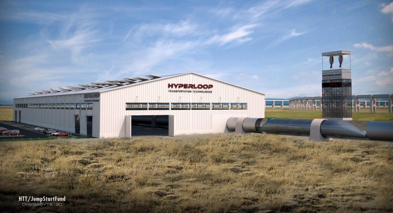 """The Hyperloop – 540 χλμ/ώρα σε 2""""…"""