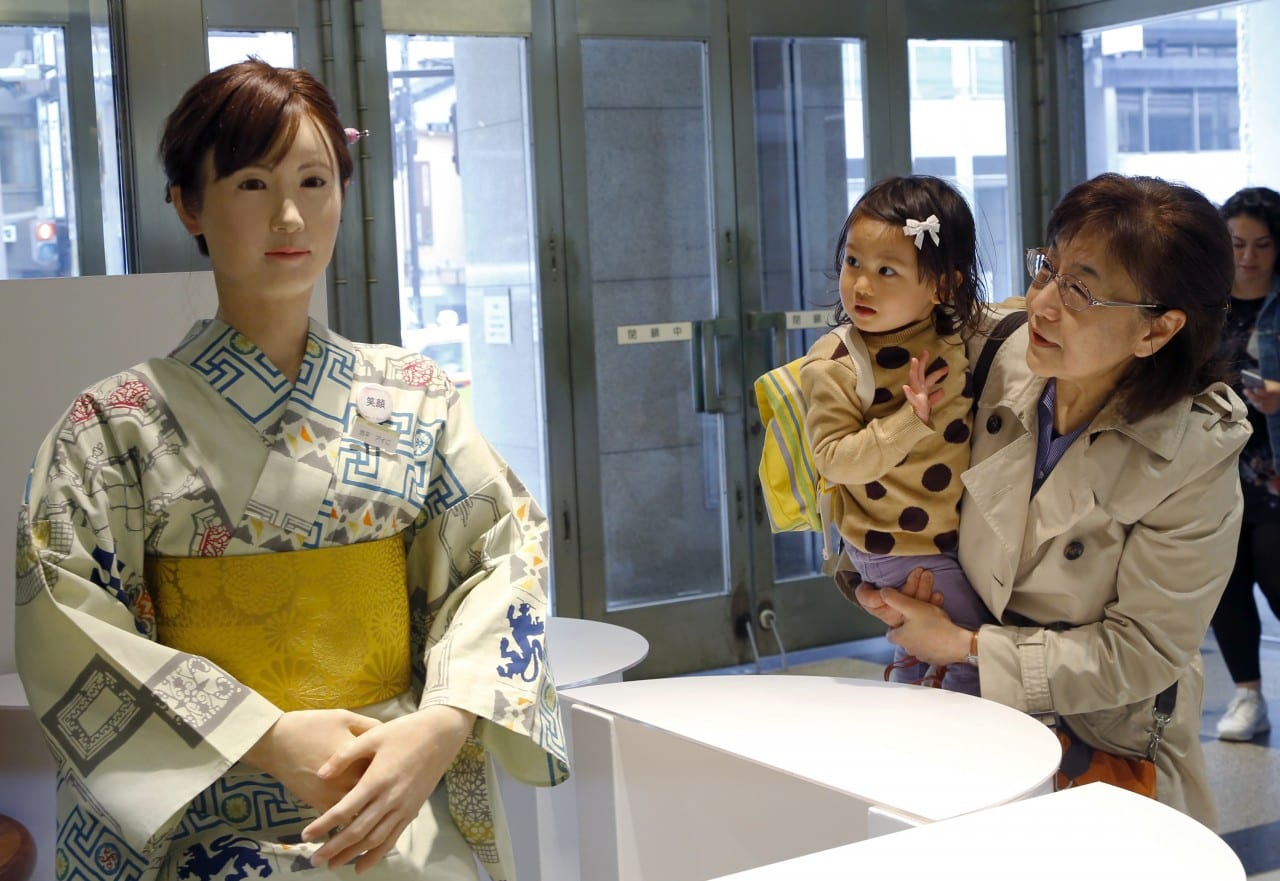 Japan – Μέχρι το 2035 θα κυριαρχούν τα ρομπότ…