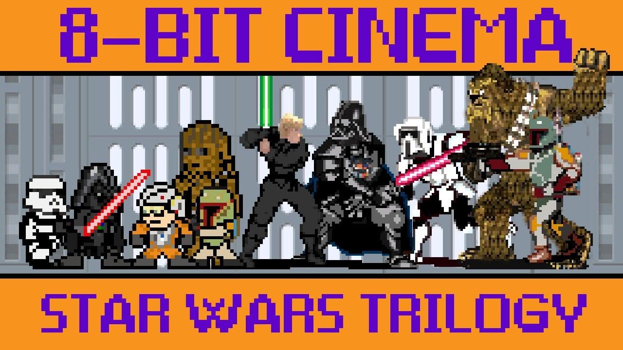 8bit 'Star Wars' Trilogy