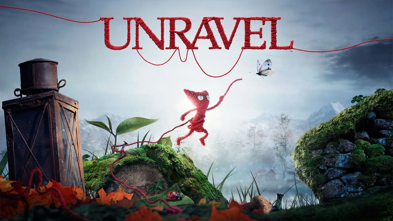 Unraver – ένα 'άλλο' game…