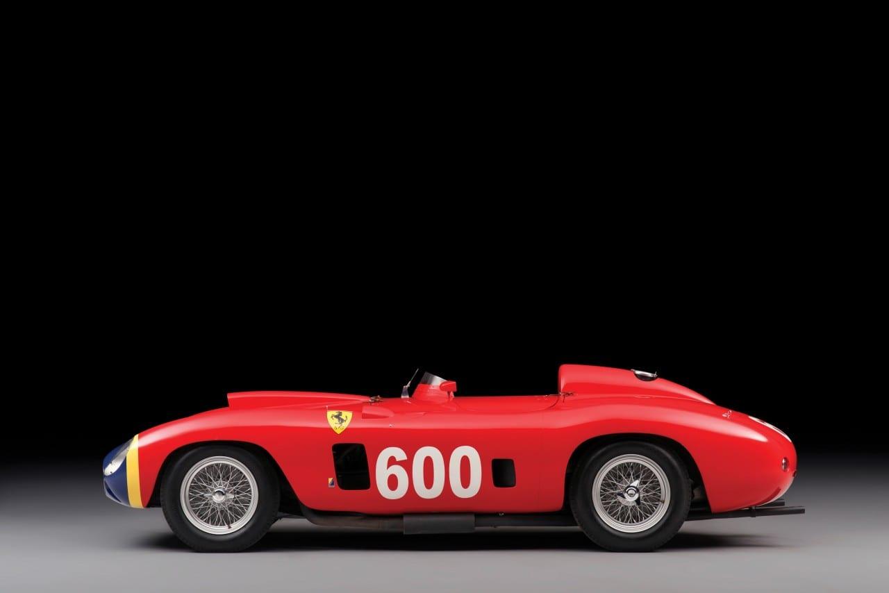 Fangio 1956 Ferrari