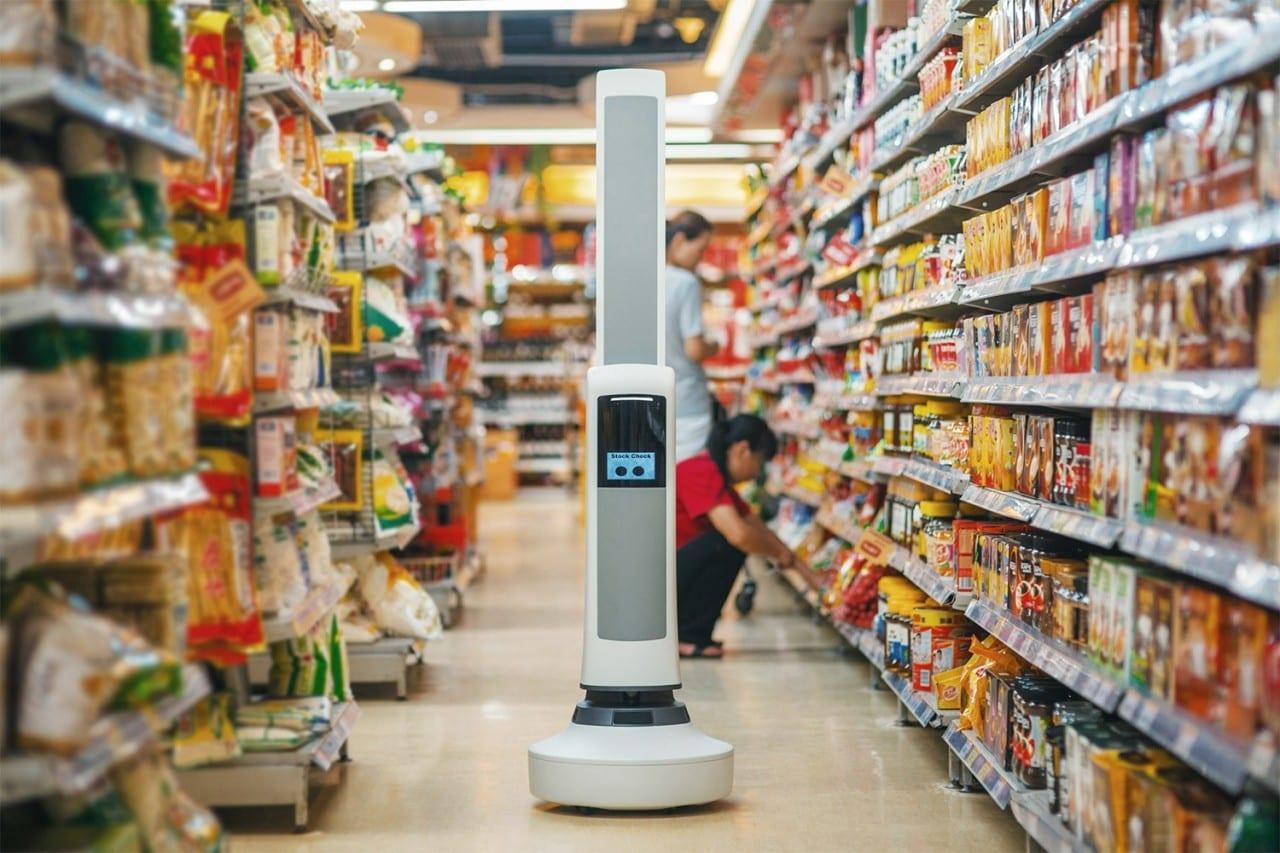 Simbe Robotics Tally – το ρομπότ που αναλαμβάνει να γεμίσει ράφια!