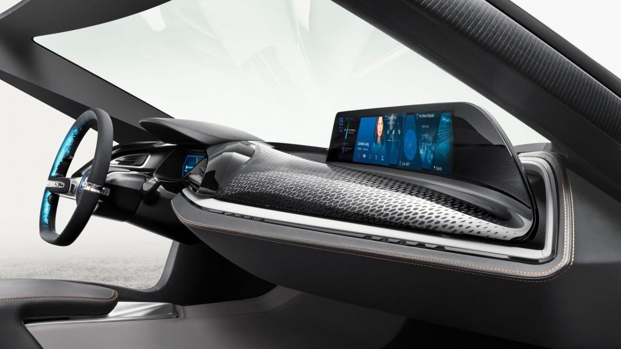 CES 2016 – BMW i Vision Future Interaction Concept Car
