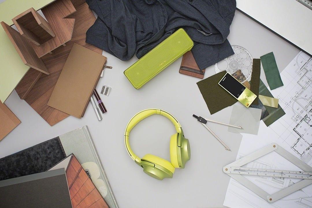 Sony Headphones h.ear Wireless NC™