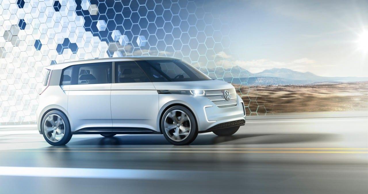 CES 2016 – VW BUDD-e